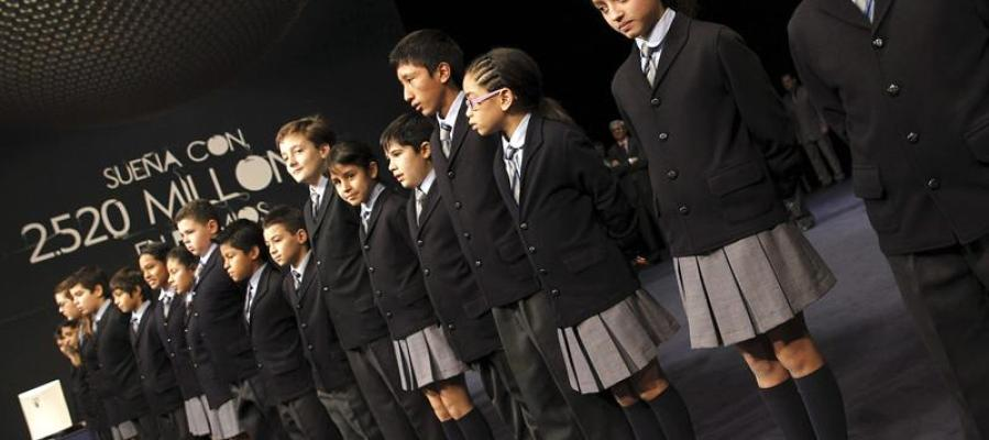 Niños de San Ildefonso