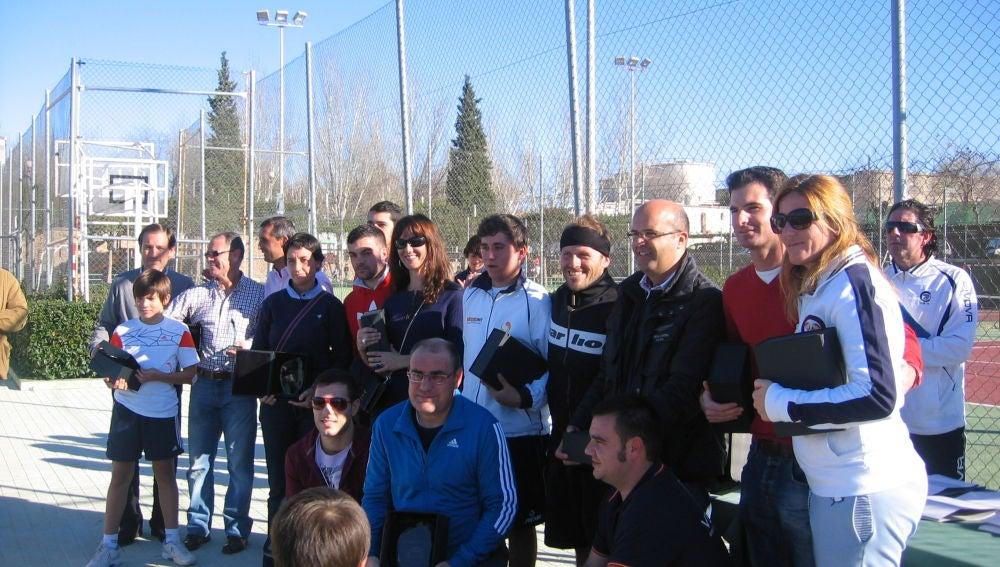 """Torneo de padel Onda Cero """"Tierras de Jaén"""""""
