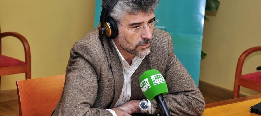 Valentín García, Portavoz del Grupo Parlamentario Socialista