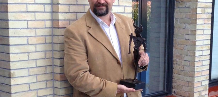 Carlos Sisí, Premio Minotauro 2013