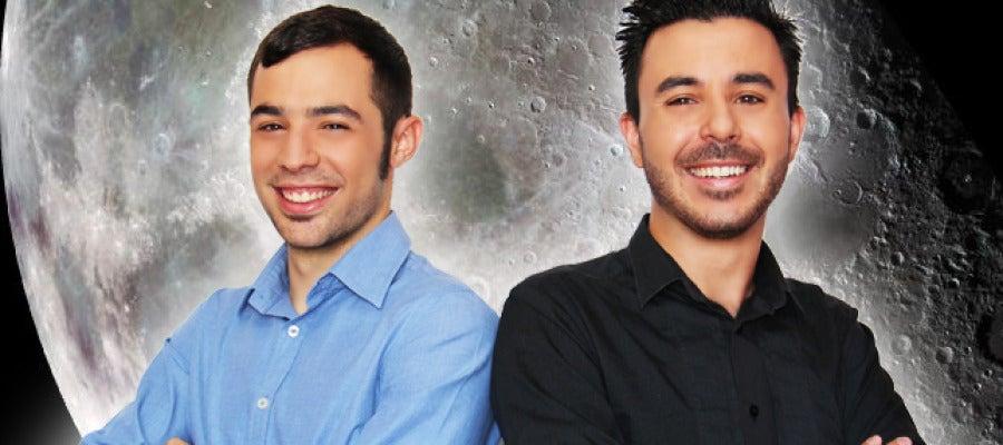 Carles Lamelo i Xavi Alba a 'Nits de Ràdio'