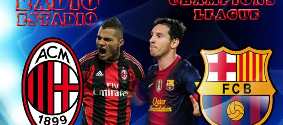 Milan - Barcelona