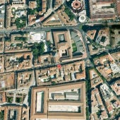 Mapa satélite Onda Cero Alcalá