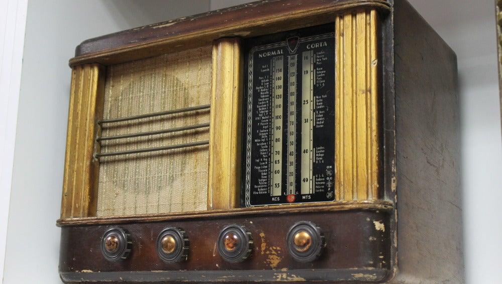 Radio antigua Onda Cero Alcalá