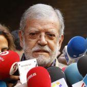 El expresidente extremeño Juan Carlos Rodríguez Ibarra