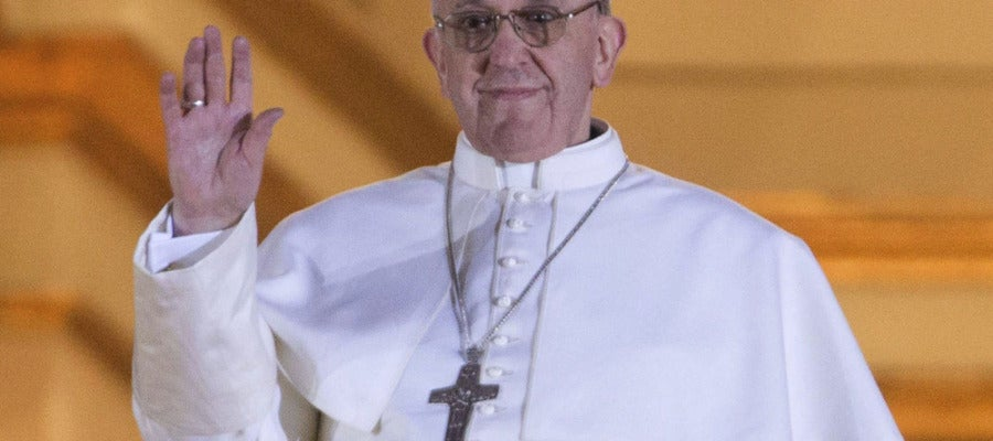 Jorge Bergoglio, nuevo Papa