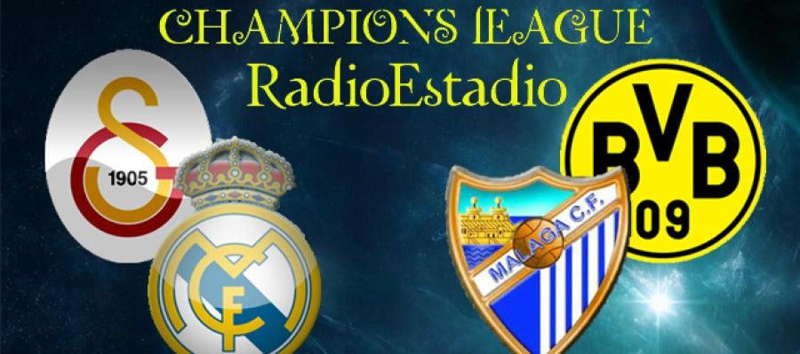 Escudos champions
