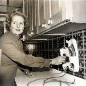Thatcher ama de casa