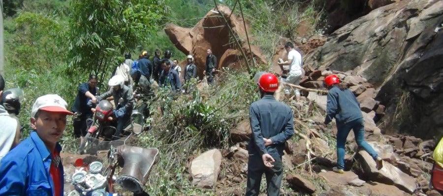 Terremoto en Sichuan (China)