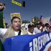 Inmigrantes mexicanos en EEUU