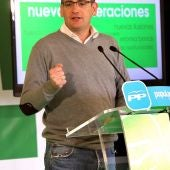 El presidente del PP vasco, Antonio Basagoiti.