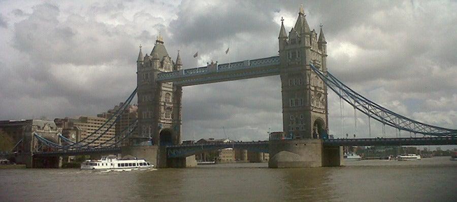 Imagen de Londres antes de la Final Four