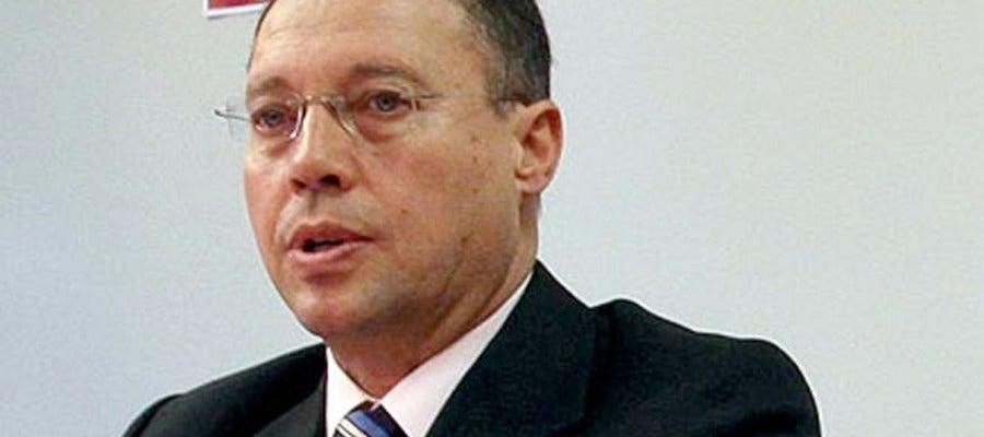 Alfredo Blanco, concejal de Hacienda en el Ayuntamiento de Valladolid.