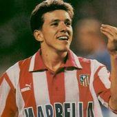 Juninho, ex jugador del Atlético