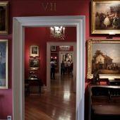 Vista de una de las salas del Museo del Romanticismo