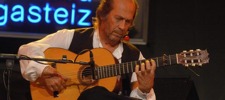 Paco de Lucía en Vitoria