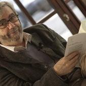 El escritor español Antonio Muñoz Molina.