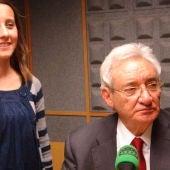 María Lorea y Luis del Olmo
