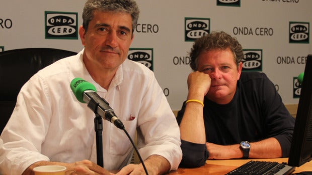 """Guillermo Fesser y Juan Luis Cano: """"Vuelve Gomaespuma, es un impulso necesario"""""""