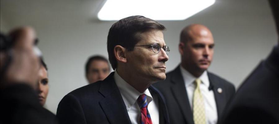 El antiguo subdirector de la CIA Michael Morell en una imagen de archivo.