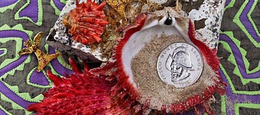 Portada del tríptico de la Ruta Quetzal 2013