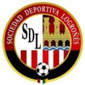Escudo de La Sociedad deportiva Logroñes