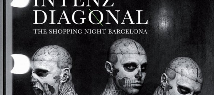 Imatge d'aquesta edició de 'Intenz Diagonal by The Shopping Night Barcelona'