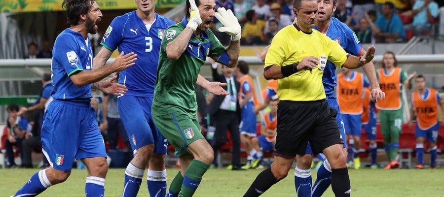 Italia gana a Japón y se clasifica para semifinales