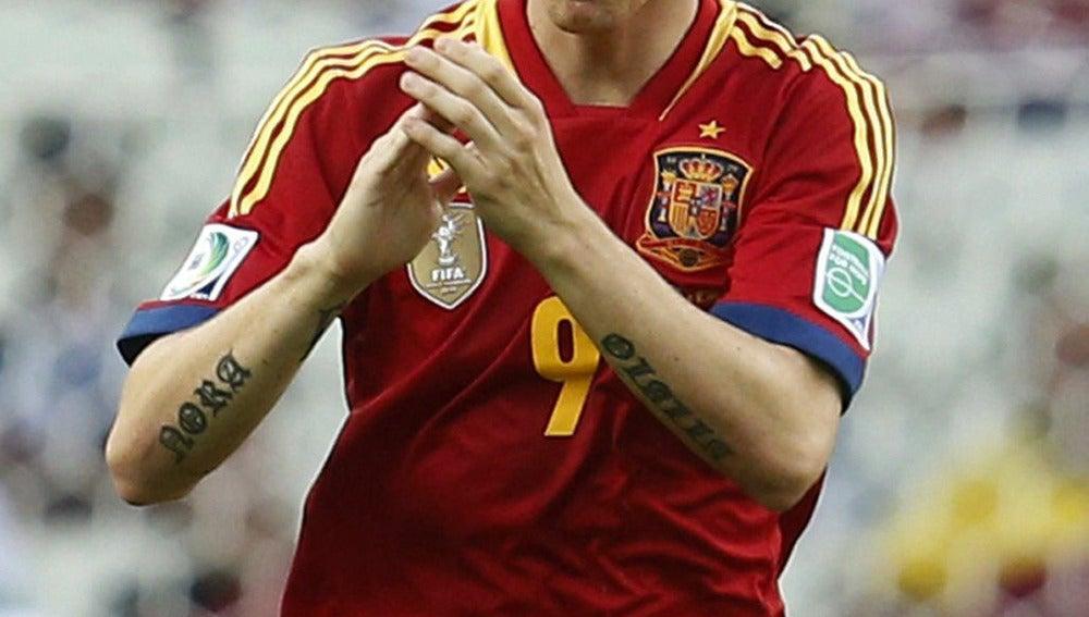 Torres, con España