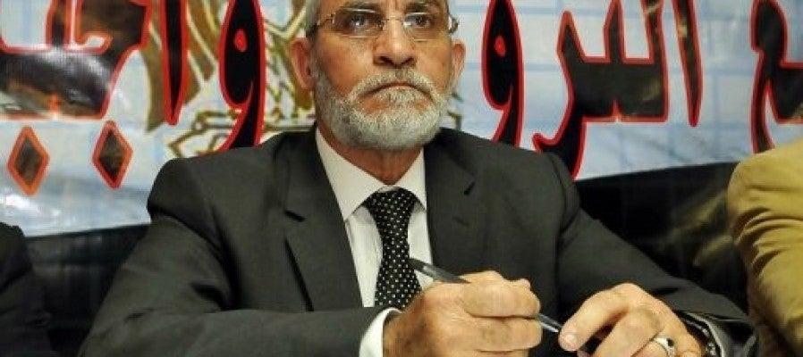 Mohamed Badie, antiguo líder de los Hermanos Musulmanes