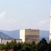 Imagen panorámica de la central de Garoña.