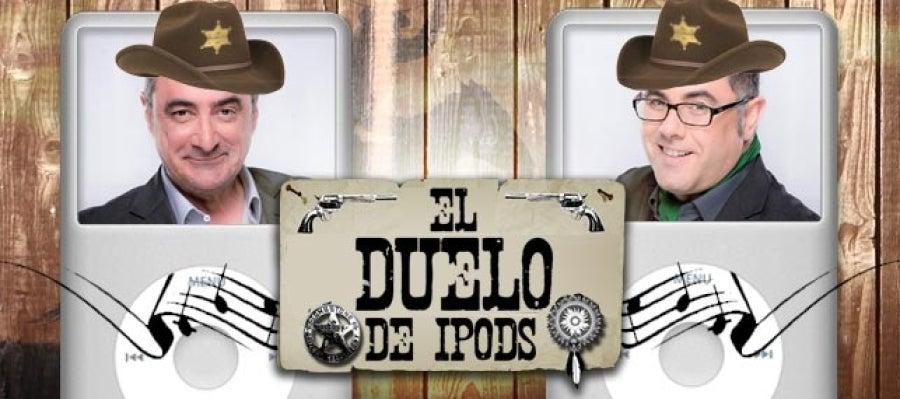 Duelo de Ipods. Herrera V.S. Salas