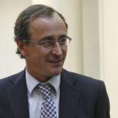 Alfonso Alonso, portavoz del PP en el Congreso (Archivo)
