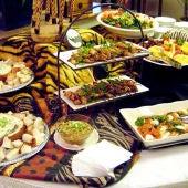Comida catering