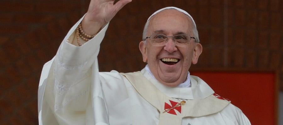 El papa Francisco, en Río de Janeiro