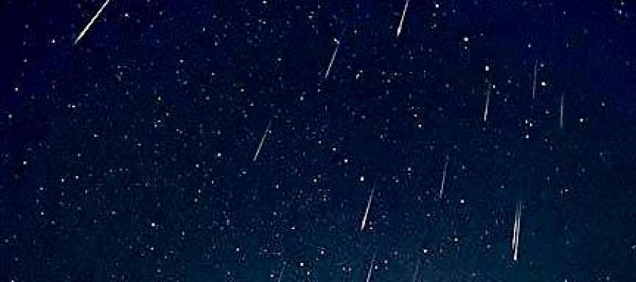 Perseidas o 'lluvia de estrellas'