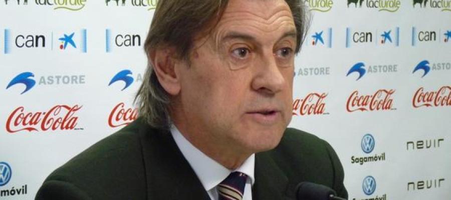 Miguel Archanco, expresidente de Osasuna