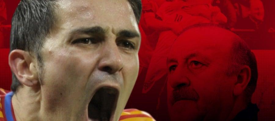 España - Chile en Radioestadio