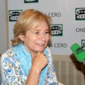 Pilar Cernuda, tertuliana de Onda Cero