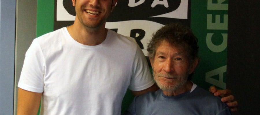 Raúl Granado y Carlos Soria