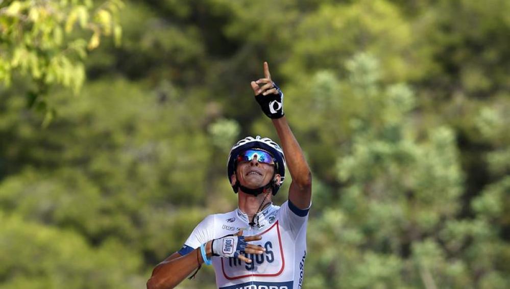 Warren Barguil se impone vencedor de la decimotercera etapa de la Vuelta