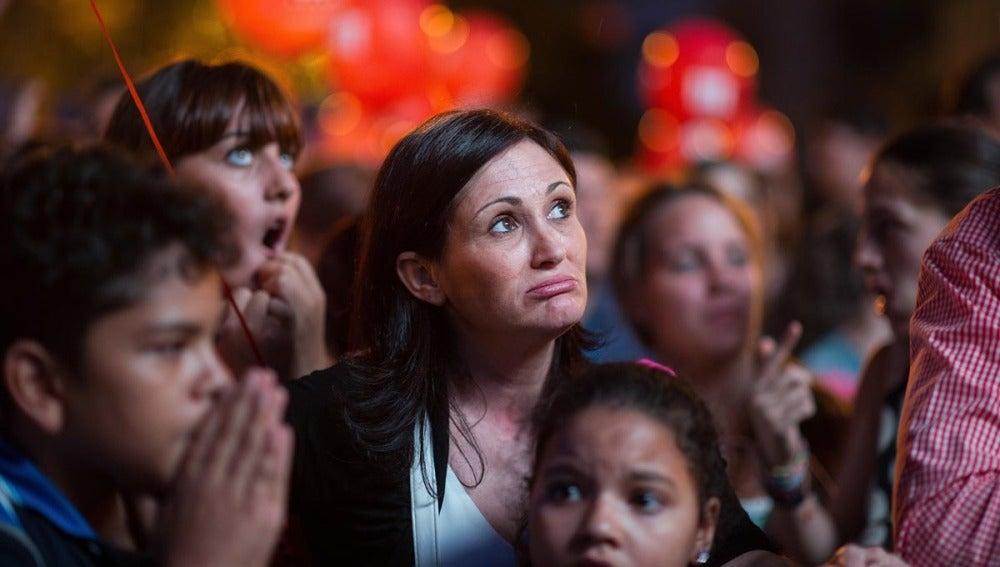 Tristeza en la Puerta de Alcalá