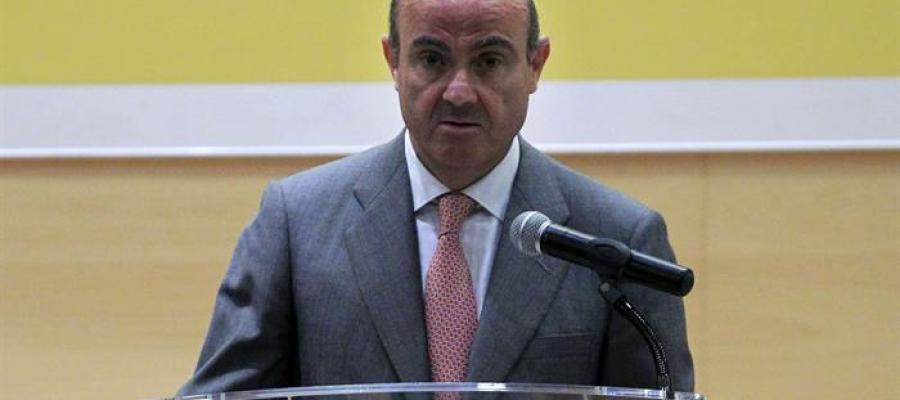 Ministro de Economía, Luis de Guindos