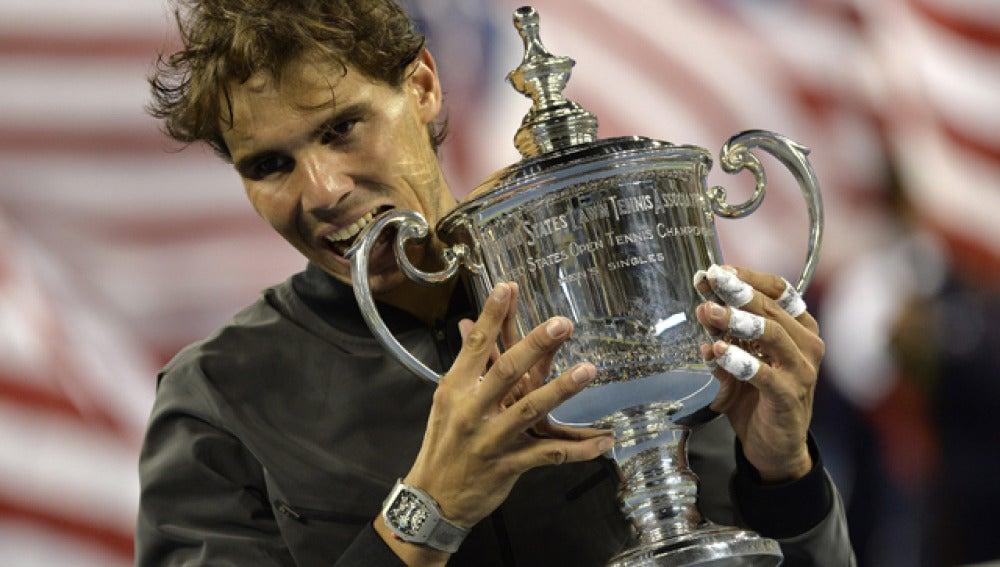 Rafa Nadal vence en el US Open a Djokovic