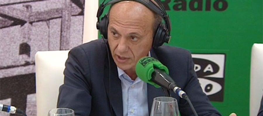 José María Del Nido, en Onda Cero