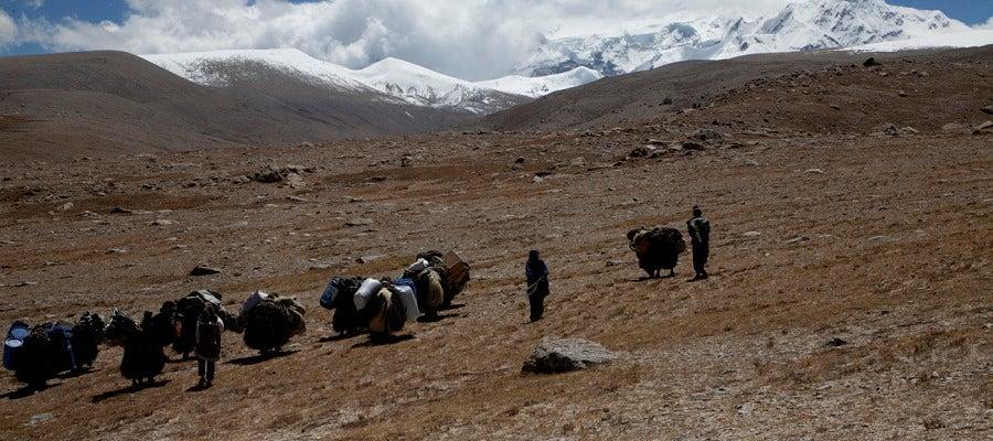 Expedición Shisa Pangma