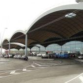 Aeropuerto Alicante-Elche.