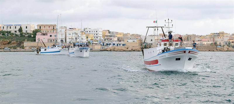 Punta Norte: 'El sastre que fue rey de Lampedusa'