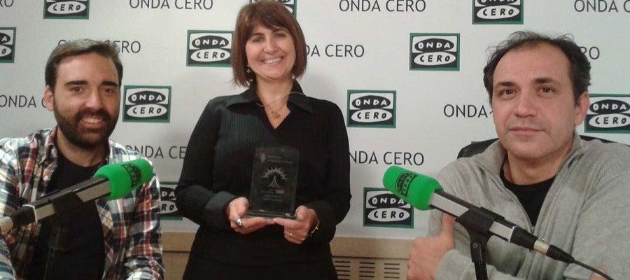 La Rosa de los VIentos recibe el Premio 'Mejor Podcast de Radio Comercial'