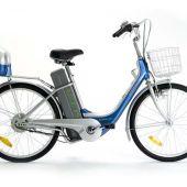 Piensa en bici, Bicicleta eléctrica